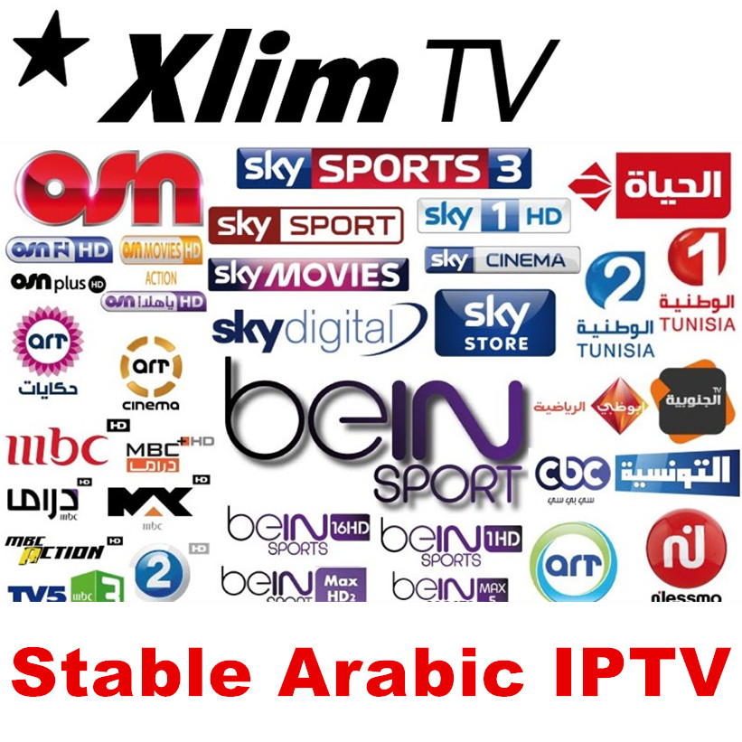 New Stable Hot CobTV---Full HD Europe USA Canada French Arabic IPTV